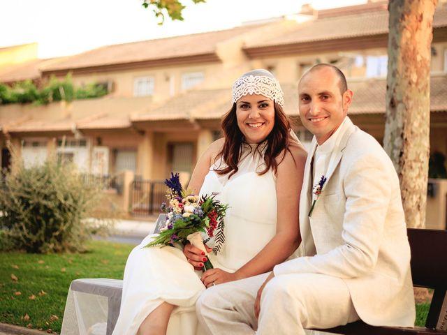 La boda de Jose y Belén en Torre De La Horadada, Alicante 20