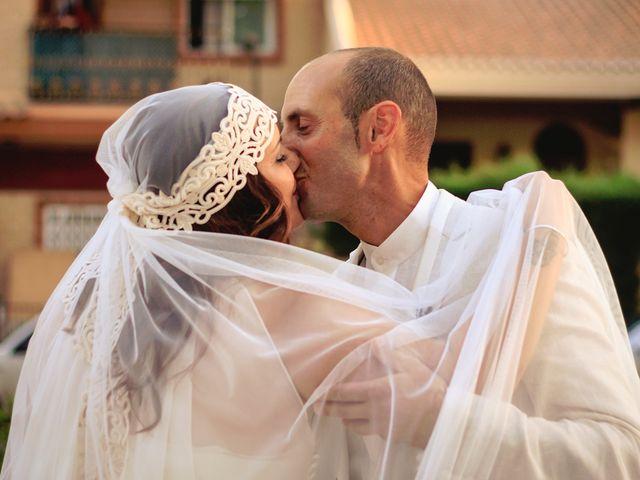 La boda de Jose y Belén en Torre De La Horadada, Alicante 21
