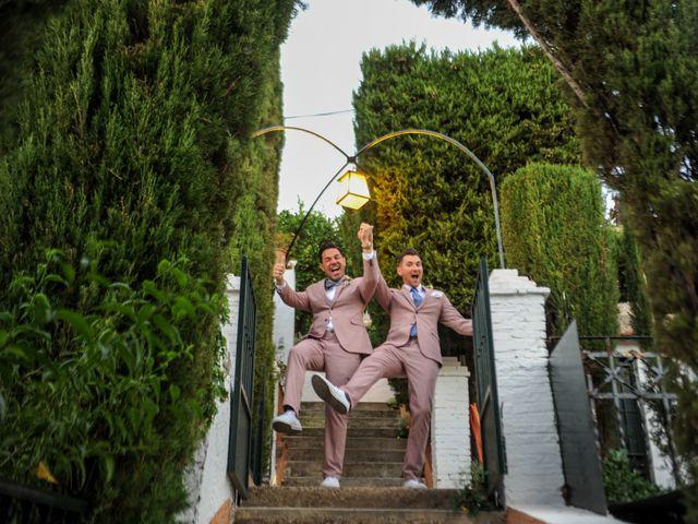 La boda de Mauricio y Gareth