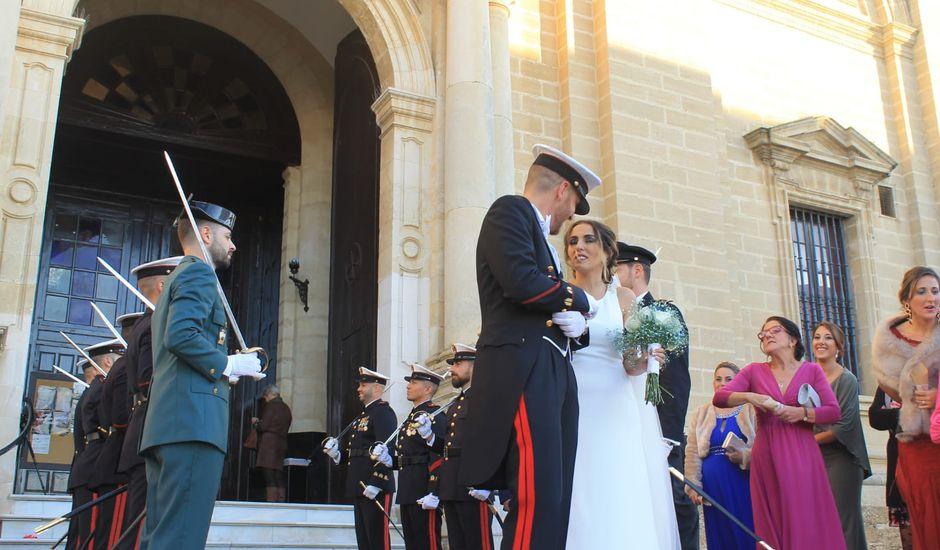 La boda de Alejansro y Maria en Chiclana De La Frontera, Cádiz