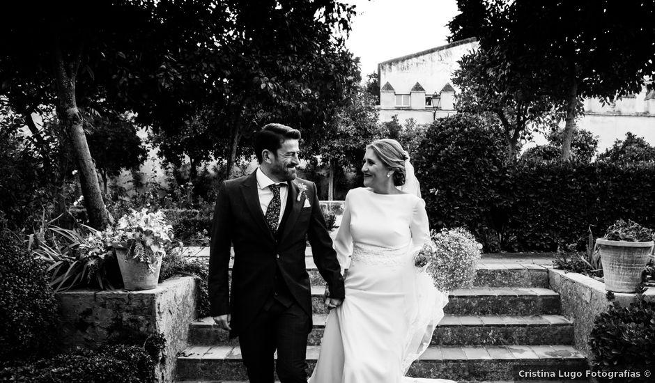 La boda de David y Mª José en Cádiz, Cádiz