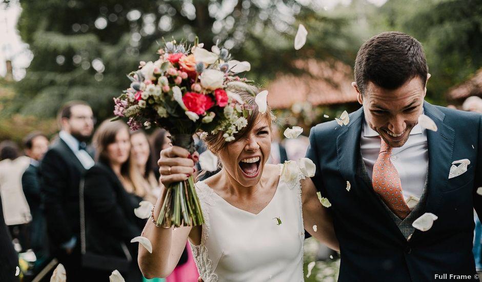 La boda de Emi y Dol en Madrid, Madrid