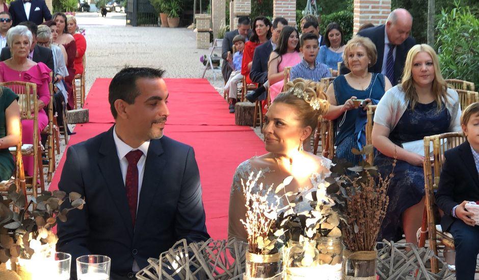 La boda de David y Gema en Illescas, Toledo