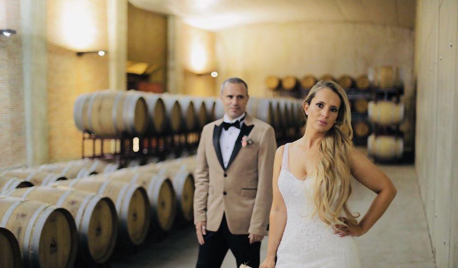 La boda de Gustavo y Mariana en Granada, Granada