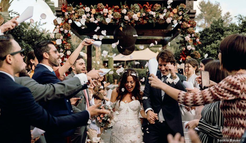 La boda de Ciro y Nuria en Eivissa, Islas Baleares