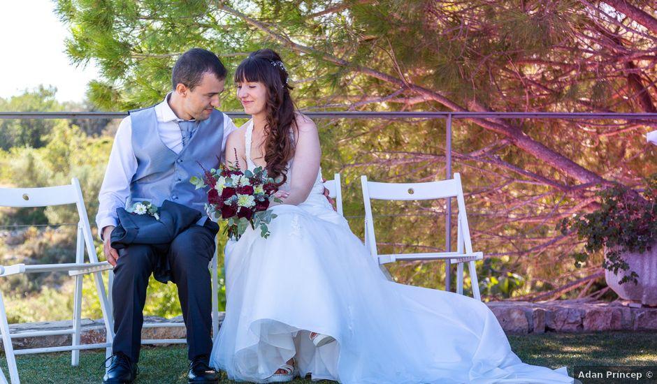 La boda de Gheorghe y Belén en Ulldecona, Tarragona