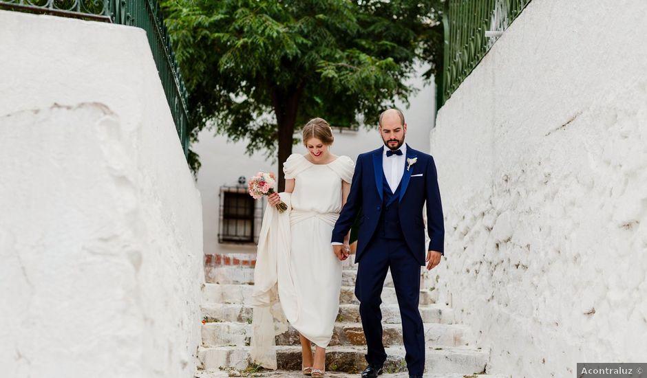 La boda de Pilar y Javier en Villarrubia De Los Ojos, Ciudad Real