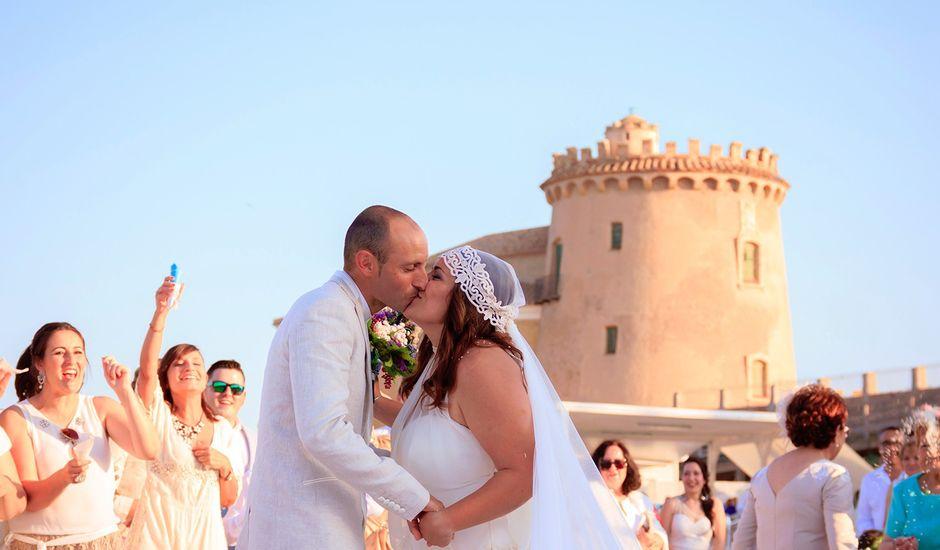 La boda de Jose y Belén en Torre De La Horadada, Alicante