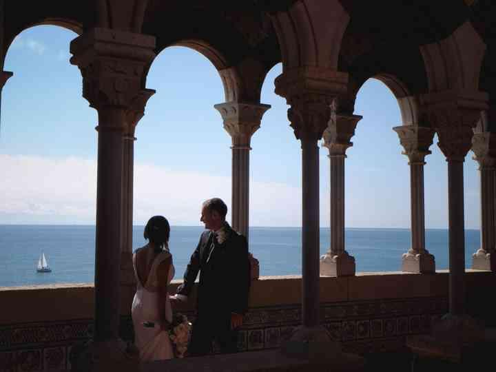La boda de Marián y Agustí