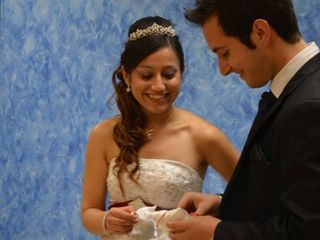La boda de Muriel y Josué