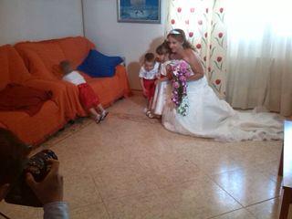 La boda de Rubén y María Gloria 2