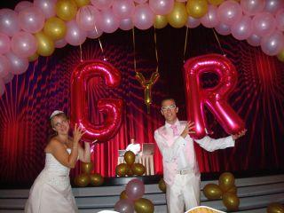 La boda de Rubén y María Gloria