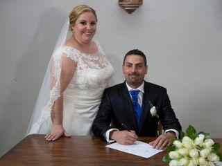La boda de Carolina y Roberto