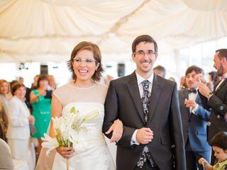 La boda de Amaia y Santiago