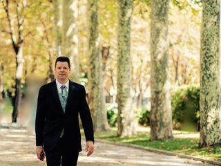 La boda de Isabel y Jim Dunphy 1
