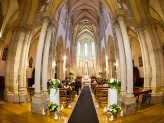 La boda de Isabel y Jim Dunphy 3