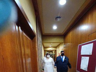 La boda de Ainhoa  y Santi 1