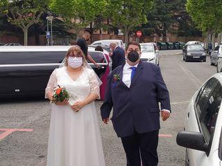 La boda de Ainhoa  y Santi 2