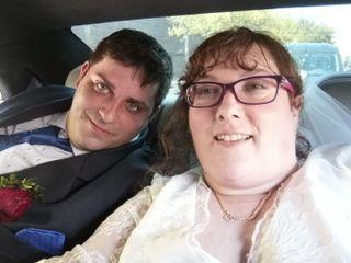 La boda de Ainhoa  y Santi
