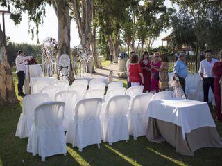 La boda de David y Raquel 1