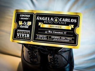 La boda de Angela y Carlos 2
