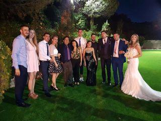 La boda de Gemma y Joel  2