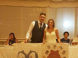 La boda de Gemma y Joel
