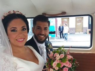 La boda de Anabel y Manu