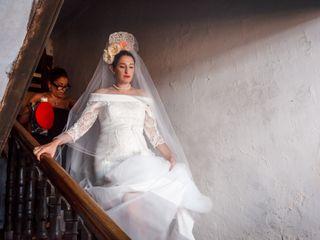 La boda de Amy y Tomás 1
