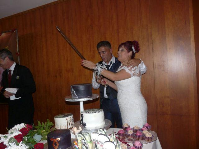 La boda de Sergio y Santa en Vecindario, Las Palmas 8