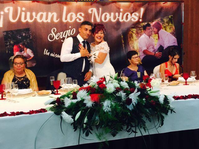 La boda de Sergio y Santa en Vecindario, Las Palmas 9