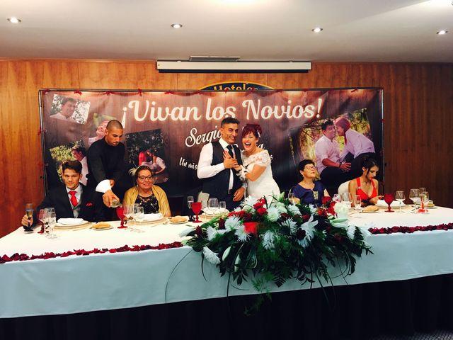 La boda de Sergio y Santa en Vecindario, Las Palmas 1