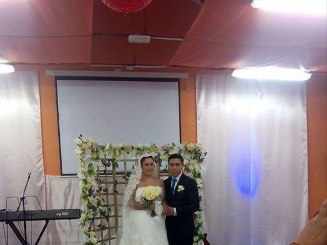 La boda de Fabián  y Natalia  en Cuatro Caminos, Alicante 4