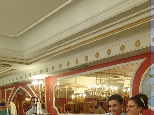 La boda de Fabián  y Natalia  en Cuatro Caminos, Alicante 8