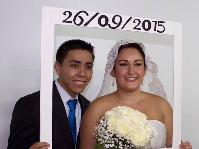 La boda de Fabián  y Natalia  en Cuatro Caminos, Alicante 10