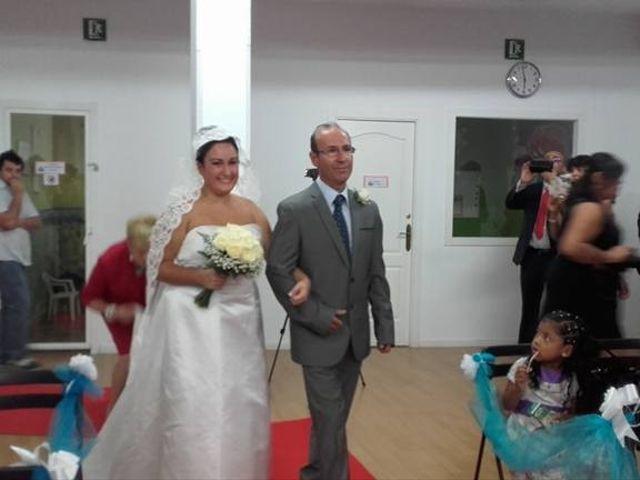 La boda de Fabián  y Natalia  en Cuatro Caminos, Alicante 1