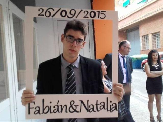 La boda de Fabián  y Natalia  en Cuatro Caminos, Alicante 14