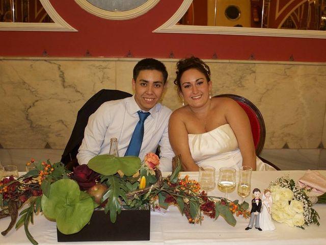 La boda de Fabián  y Natalia  en Cuatro Caminos, Alicante 15