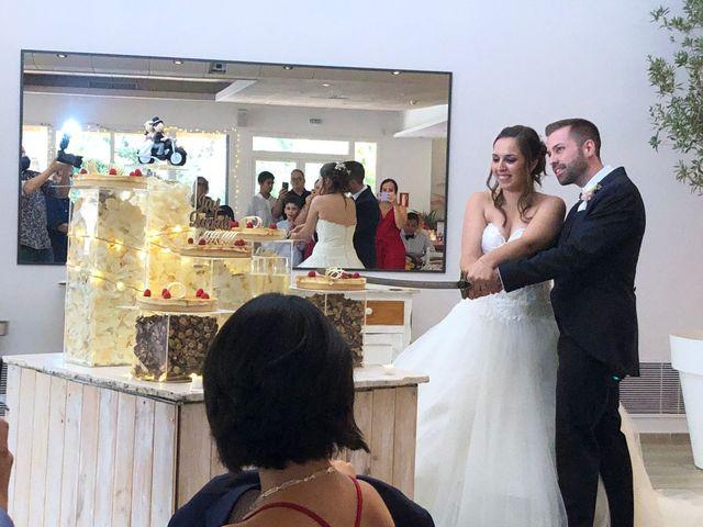 La boda de Javi y Queralt en Sant Vicenç De Montalt, Barcelona 3