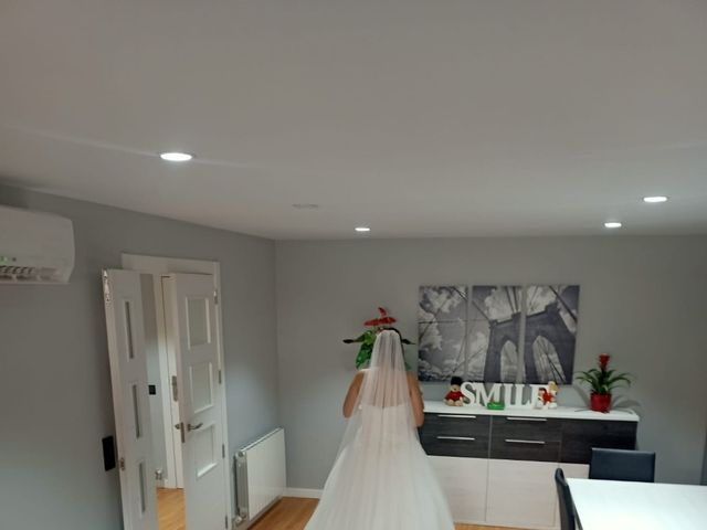 La boda de Javi y Queralt en Sant Vicenç De Montalt, Barcelona 5