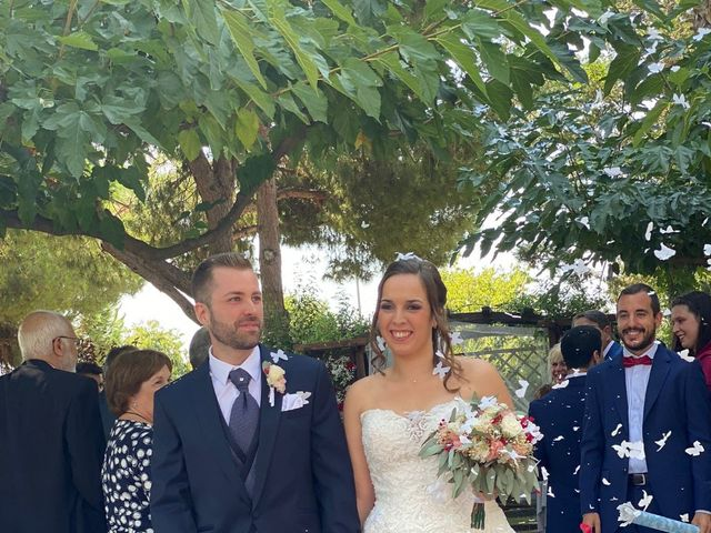 La boda de Javi y Queralt en Sant Vicenç De Montalt, Barcelona 11