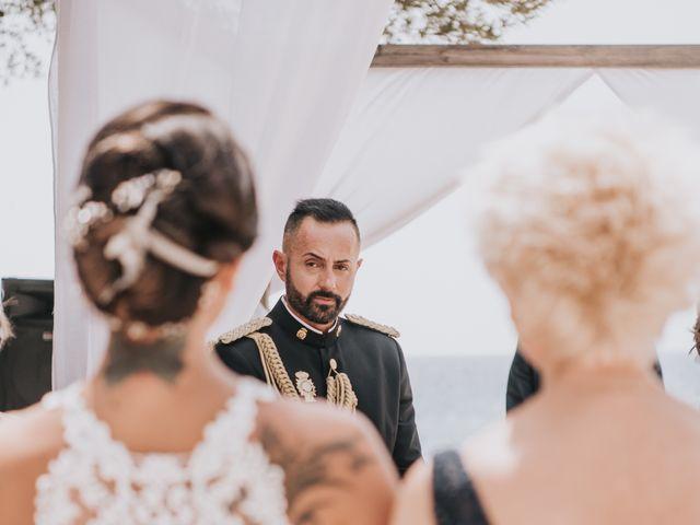 La boda de Pablo y Eva en Altea, Alicante 33