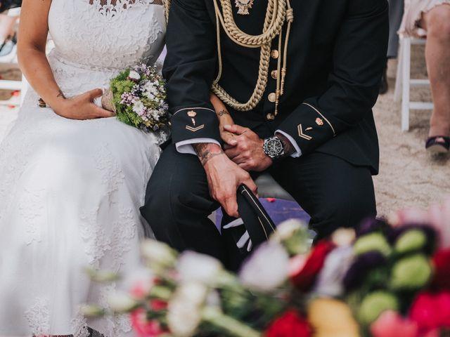 La boda de Pablo y Eva en Altea, Alicante 40