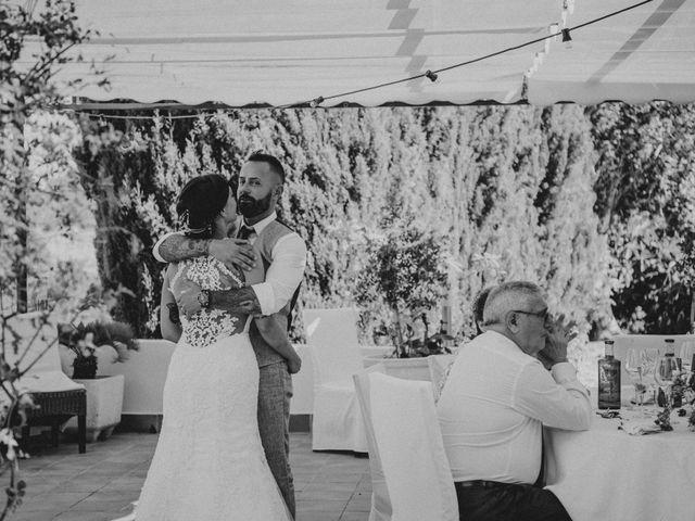 La boda de Pablo y Eva en Altea, Alicante 84