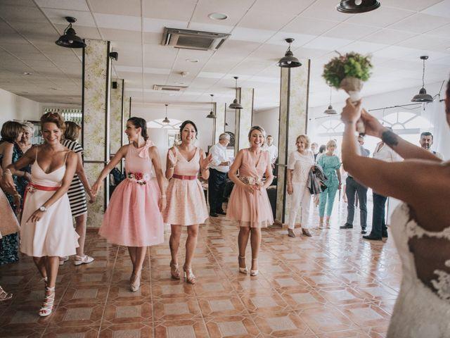 La boda de Pablo y Eva en Altea, Alicante 93