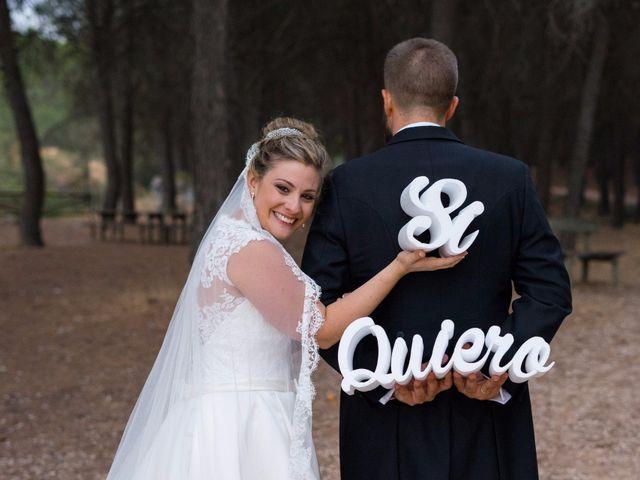 La boda de Leticia y Cesar