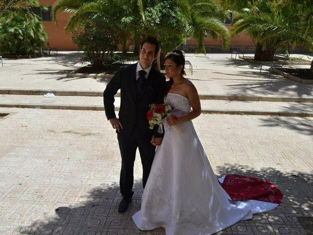 La boda de Josué y Muriel en Elda, Alicante 1
