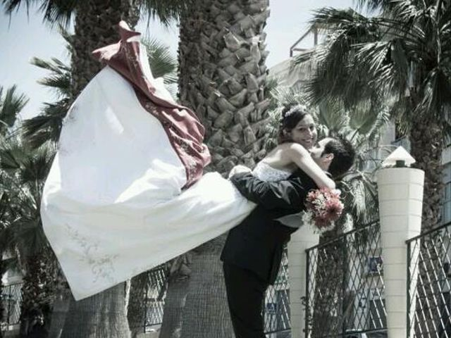 La boda de Josué y Muriel en Elda, Alicante 3