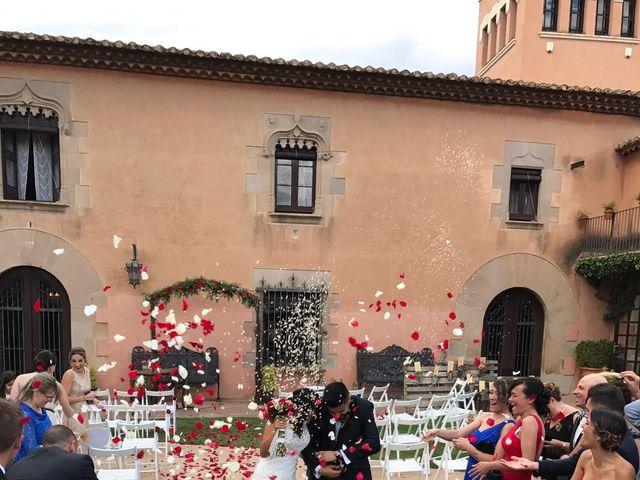 La boda de Josep y Raquel en La Garriga, Barcelona 1