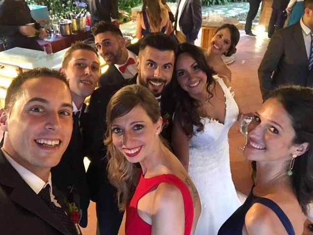 La boda de Josep y Raquel en La Garriga, Barcelona 8